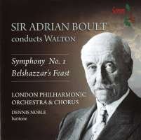 Walton: Symphony No. 1 & Belshazzar's Feast