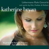 Liebermann: Flute Concerto