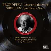 Prokofiev: Peter and the Wolf / Sibelius: Symphony No.2