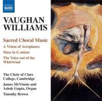 VAUGHAN WILLIAMS: Sacred Choral Music