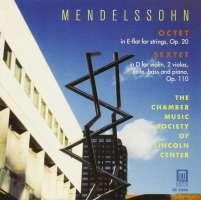 Mendelssohn: Sextet op.20 & Octet op. 110