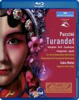 Puccini: Turandot / Zubin Mehta