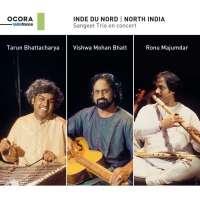 North India - Sangeet trio en concert