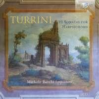 Turrini: 12 Sonatas for Harpsichord
