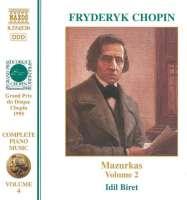 CHOPIN: Piano Music - Mazurkas (vol. 1)