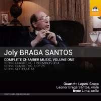 Braga Santos: Chamber Music Vol. 1