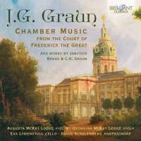 J.G. Graun: Chamber Music