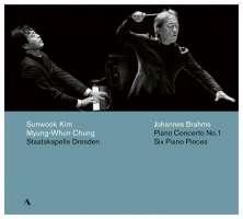 Brahms: Piano Concerto No. 1; Six Piano Pieces