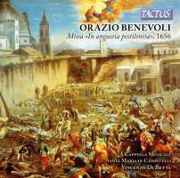 Benevoli: Missa In angustia Pestilentiæ, 1656