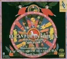 Montserrat Figueras - Canto de la Sibila III