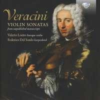 Veracini: Violin Sonatas from Unpublished Manuscripts