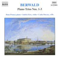 BERWALD: Piano Trios vol. 1