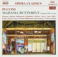 PUCCINI: Madama Butterfly (1904 version)