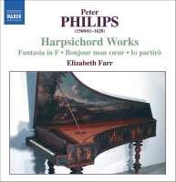 PHILIPS: Harpsichord Works