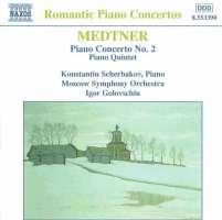 MEDTNER: Piano Concerto no. 2