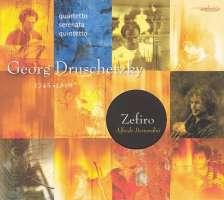 Druschetzky: Oboe Quartetto, Serenata, Quintetto
