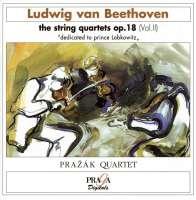 Beethoven: String Quartets vol. 2