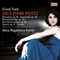 Toch: Solo Piano Pieces