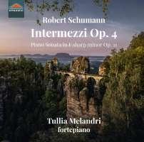 Schumann: Intermezzi Op. 4