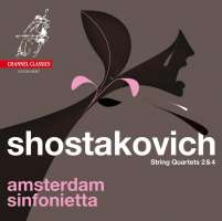 Shostakovich: String Quartets 2&4