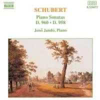 Schubert: Piano Sonatas Nos. 21, D. 960 and 19, D. 958