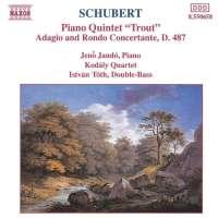 """SCHUBERT:""""Trout"""" Piano Quintet"""