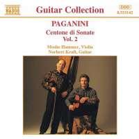 PAGANINI: Centone di Sonate vol. 2
