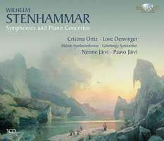 Stenhammar: Symphonies & Piano Concertos