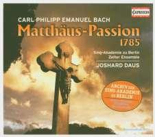 Bach: Matthaus passion ( St Matthew Passion )