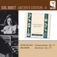 SCHUMANN: Fantasiestücke / BRAHMS: 3 Intermezzos, Op. 117
