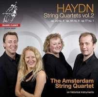 Haydn: String Quartets Volume 2