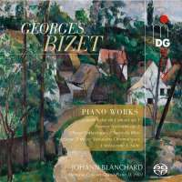 Bizet: Piano Works