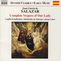 SALAZAR: Complete vespers of Our Lady