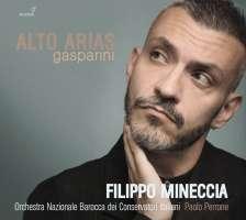 Gasparini: Alto Arias