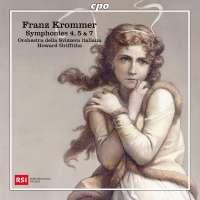 Krommer: Symphonies Nos. 4; 5 & 7