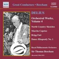 Delius: Orchestral Works Vol. 4