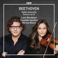 Beethoven: Violin Concerto; Romance op. 50