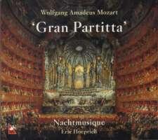 Mozart: Gran Partita, Nachtmusique