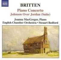 BRITTEN: Piano Concerto