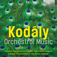 Kodály: Orchestral Music