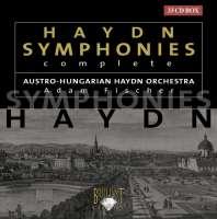 Haydn: Symphonies 1 - 104 (Complete)