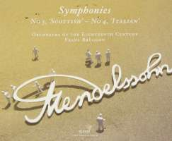 Mendelssohn - Symphonies Nos. 3 & 4