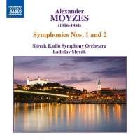 Moyzes: Symphonies Nos. 1 & 2