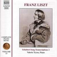 LISZT: Piano Music vol.17
