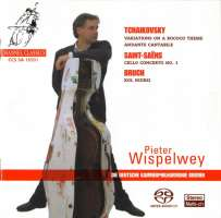 Cello Works: Tchaikovsky / Saint-Saens / Bruch