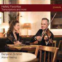 Heifetz Favorites - Transcriptions and more