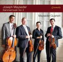 Mayseder: Chamber Music Vol. 2