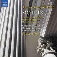 Mayr: Motets Vol. 2