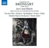 Bronsart: Jery und Bätely