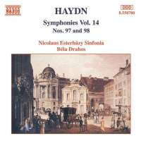 Haydn: Symphonies 97 & 98